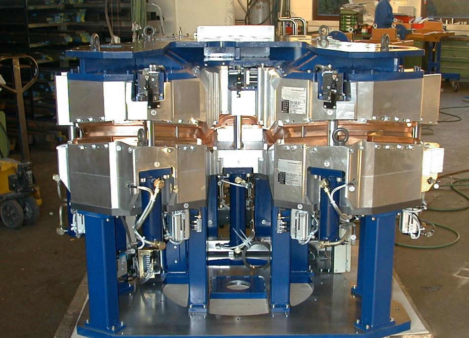 Enko Automotive Aerospace Mechanical Engineering Plant